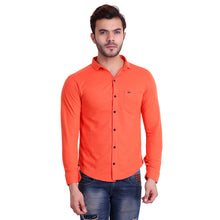 Hiflyers Polo Neck Solid Orange