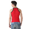 T.T. Men Titanic Gym Vest Red