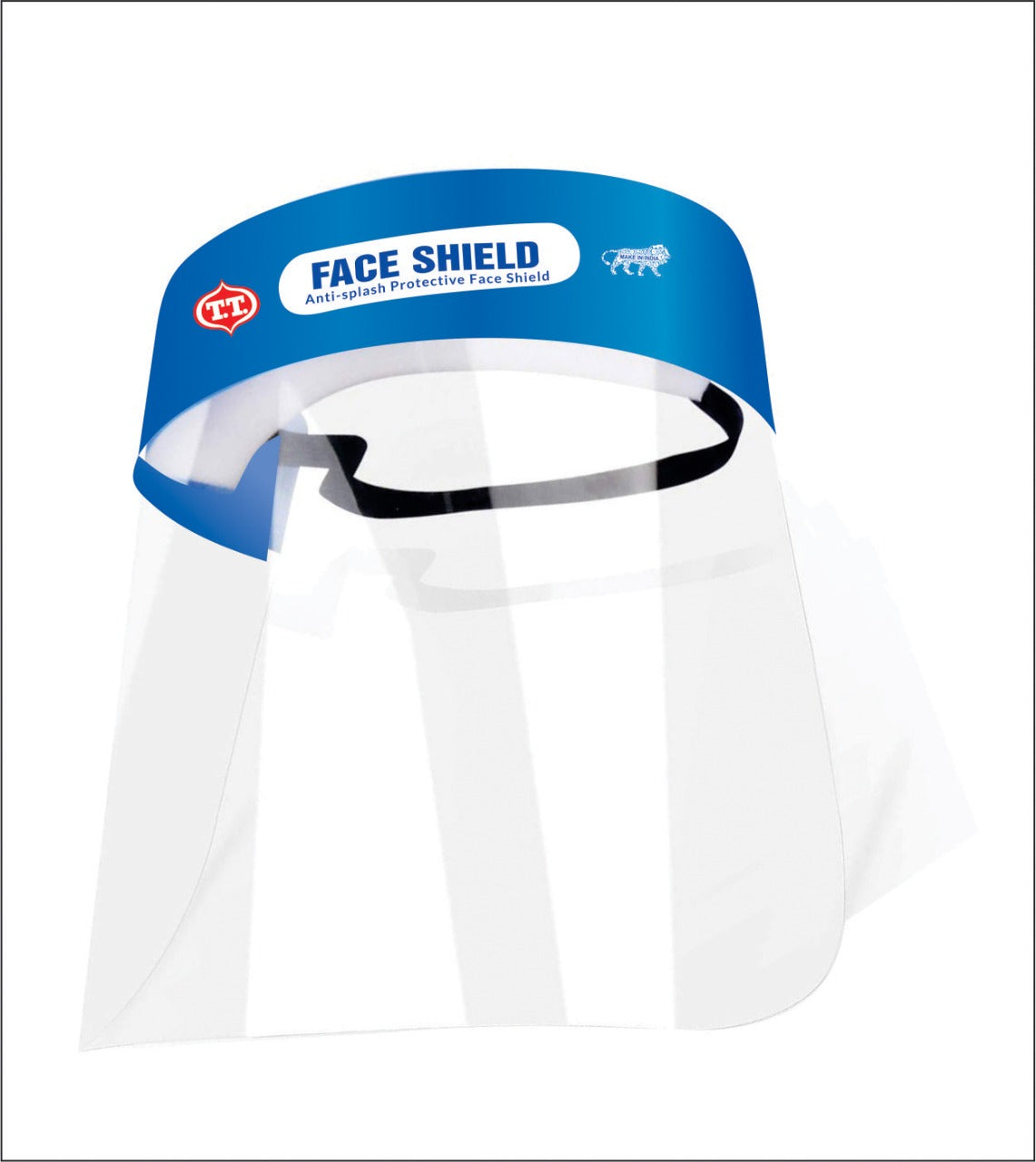T.T. Protective Face Shield PACK OF 10 PCS