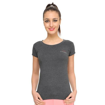 Hiflyers Womens T Shirt Grey