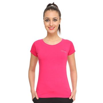 Hiflyers Womens T Shirt Fuschia