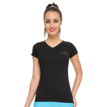 Hiflyers Womens T Shirt Black