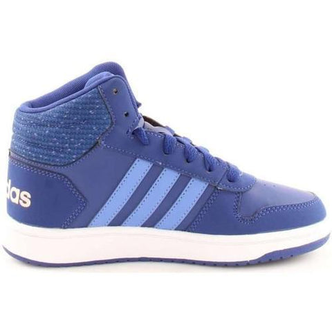 ADIDAS B75748PS SCARPE JUNIOR HOOPS MID PS - Sport One store