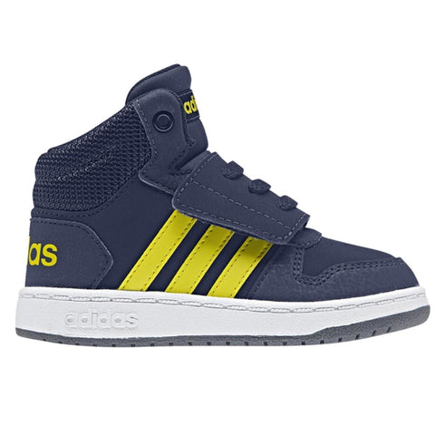 ADIDAS B75947 SCARPE INFANT HOOPS MID - Sport One store