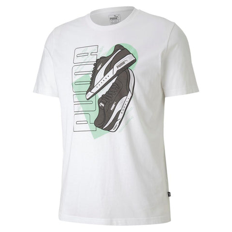 PUMAT-SHIRT UOMO SNEAKER GRAPHIC - Sport One store