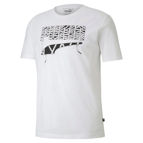 PUMA 581912 T-SHIRT UOMO LACE GRAPHIC - Sport One store