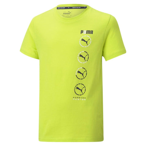 PUMAT-SHIRT JUNIOR ACTIVE SPORTS GRAPHIC - Sport One store