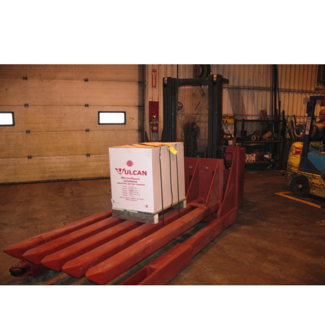 10,000 lb Furnace Loading Stacker