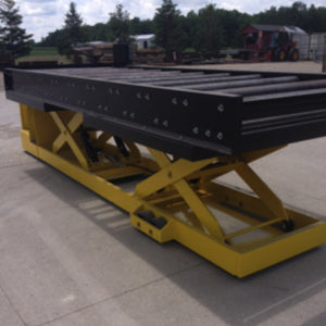 Conveyor Trucks 6,000 lbs and 20 Feet Long