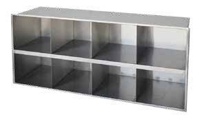 Stainless Steel Clean Room Fabricated Solutions