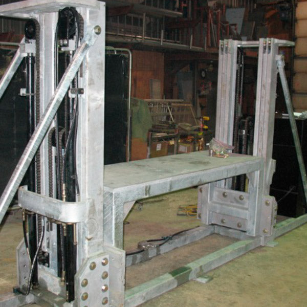 Custom Column Lifts - Superlift Material Handling
