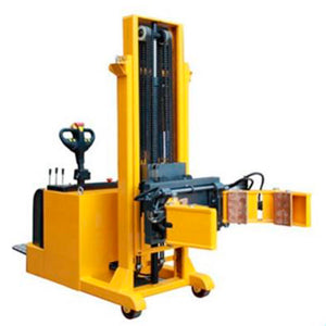 Counter Balance Full Electric Drum Rotator - Superlift Material Handling