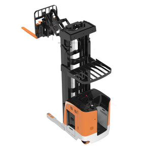 Double Reach Lift Truck