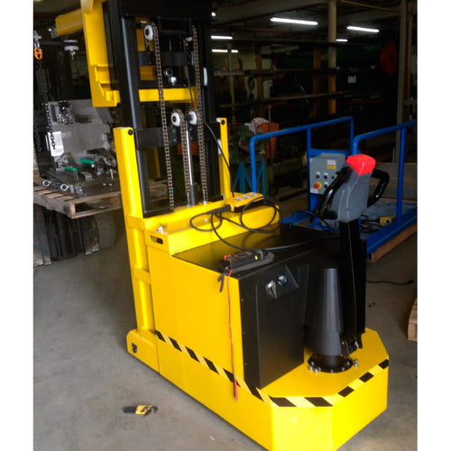 Counter Balance Powered Die Handler with Electric Positioning - Superlift Material Handling