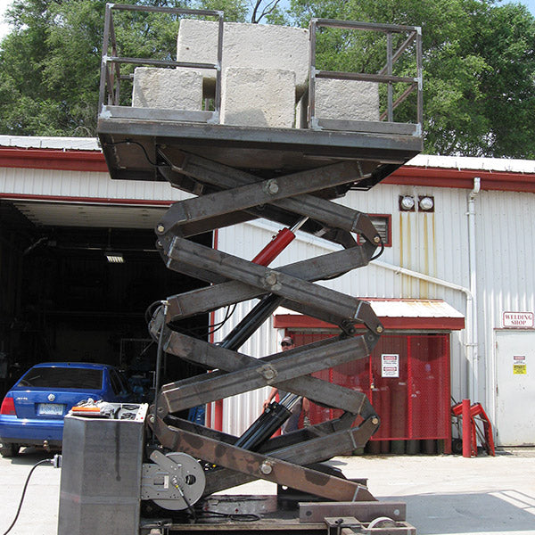 Custom Manlifts - Superlift Material Handling
