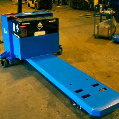 Custom Platform Truck - Superlift Material Handling