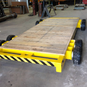 Custom Trailers - Superlift Material Handling
