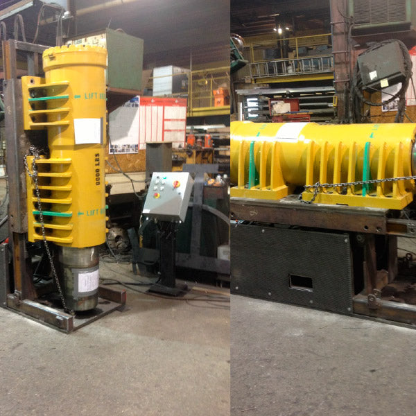 Custom Upender - Superlift Material Handling