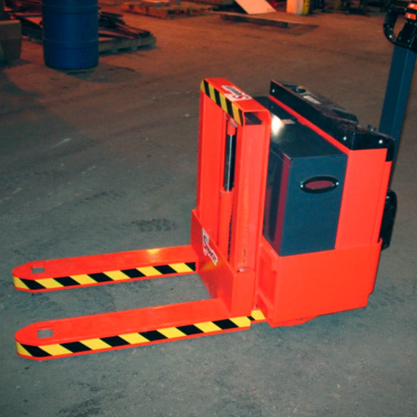 Fork Over Mini Lift 2000 lbs - Superlift Material Handling
