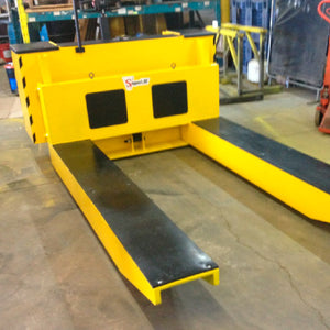 Fork Over Walk Behind Lift Truck - Superlift Material Handling