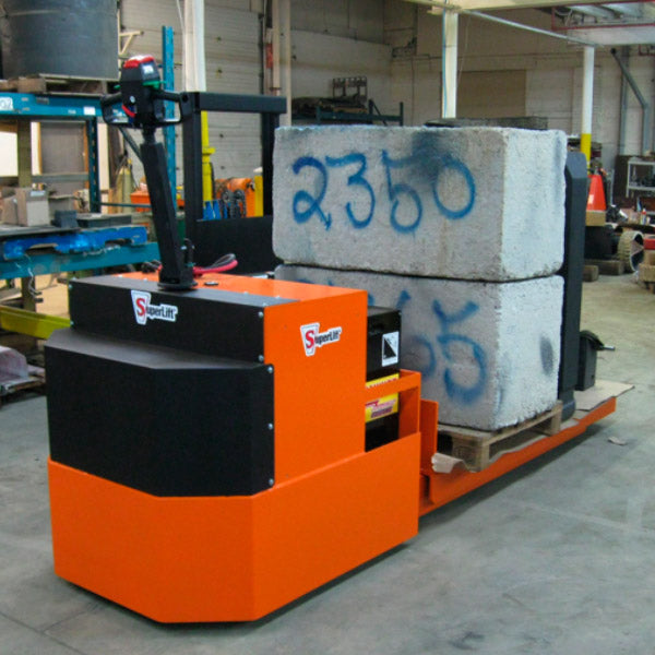 Low Profile Platform Truck - Superlift Material Handling