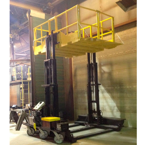No Pit Mezzanine Lift - Superlift Material Handling