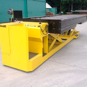 Rider Conveyor Truck - Superlift Material Handling