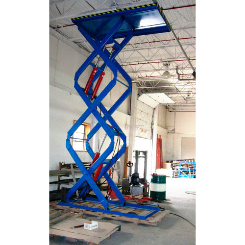 Triple Lifts - Superlift Material Handling