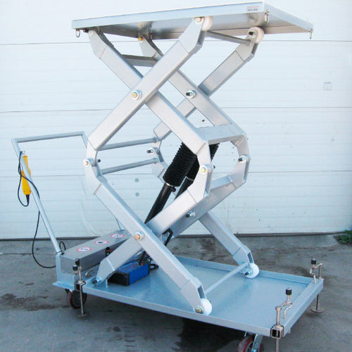 Dual Purpose Material Lift and Manlift - Superlift Material Handling