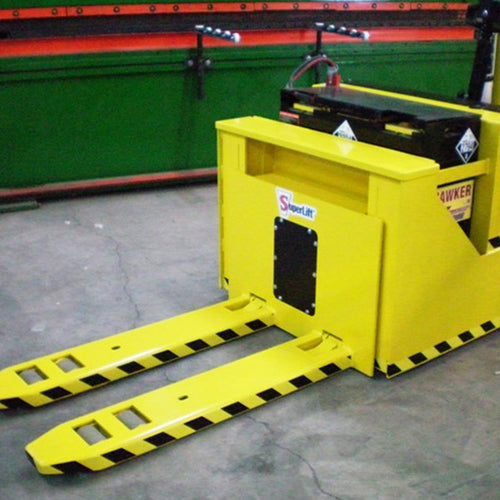 Heavy Duty Pallet Truck to 30,000 lbs Capacity - Superlift Material Handling