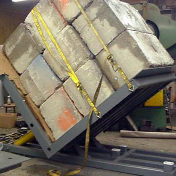 Heavy Duty Upender - Superlift Material Handling