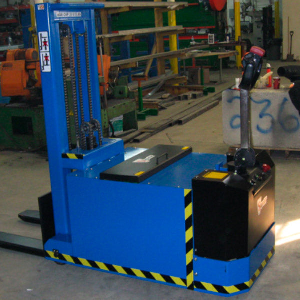 Mini Counterbalance Truck - Superlift Material Handling