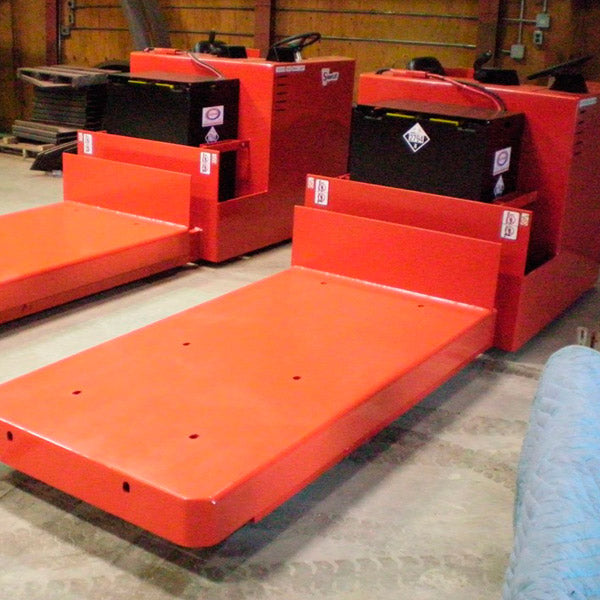Platform Trucks - Superlift Material Handling
