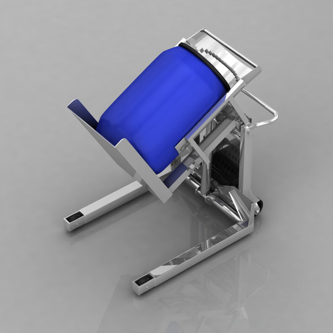 Stainless Steel Portable Tipper/Dumpers