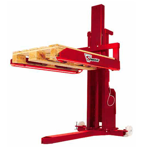 Floor Mounted Stackers - Superlift Material Handling