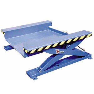Ground level Scissor Lifts - Superlift Material Handling
