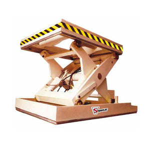Heavy Duty Scissor Lifts - Superlift Material Handling