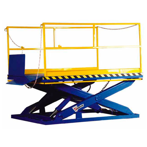 Loading Dock Scissor Lifts - Superlift Material Handling