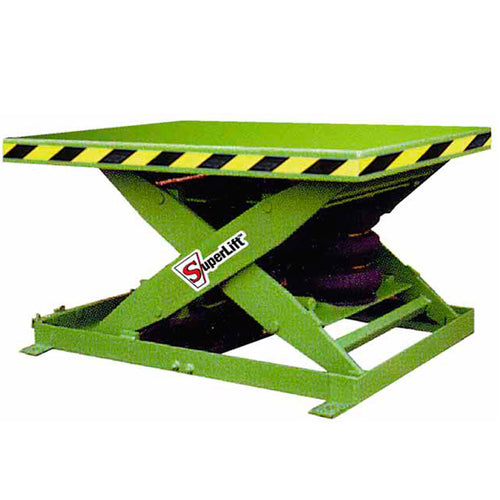 Pneumatic Lift Tables - Superlift Material Handling