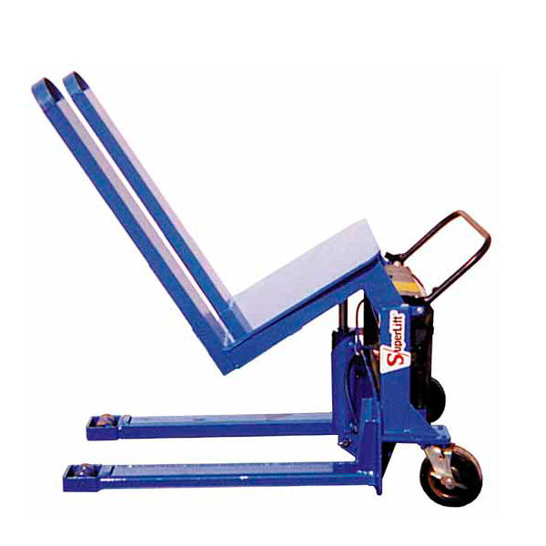 Portable Tote Box Tilters - Superlift Material Handling