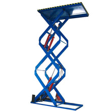 Load image into Gallery viewer, Triple Scissor Lifts - Superlift Material Handling