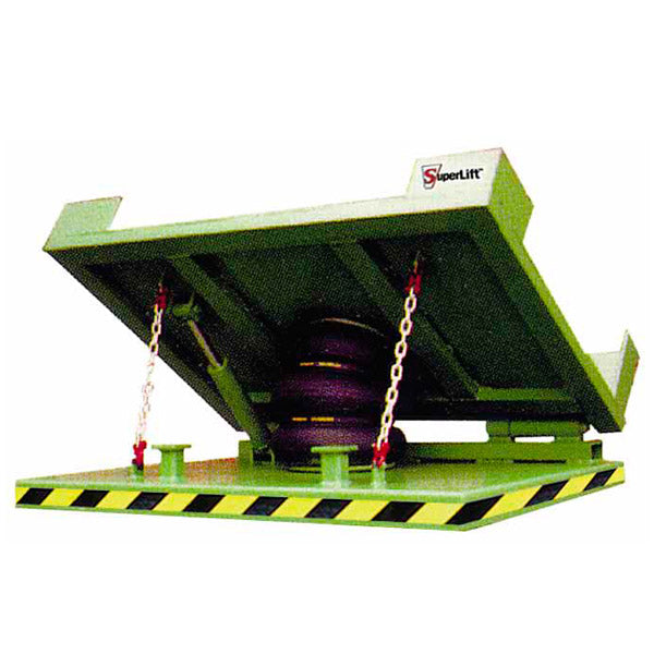 Pneumatic Tilts - Superlift Material Handling