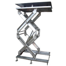 Load image into Gallery viewer, Stainless Steel Double And Triple Lift Table - Superlift Material Handling