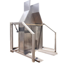 Load image into Gallery viewer, Stainless Steel Dumper - Superlift Material Handling