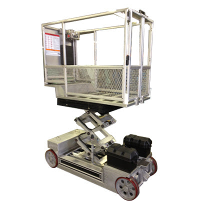 Stainless Steel Manlift - Superlift Material Handling