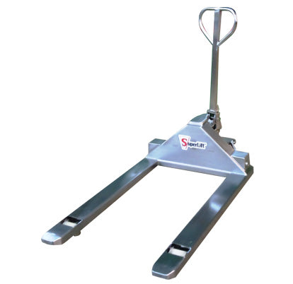Stainless Steel Pallet Truck - Superlift Material Handling
