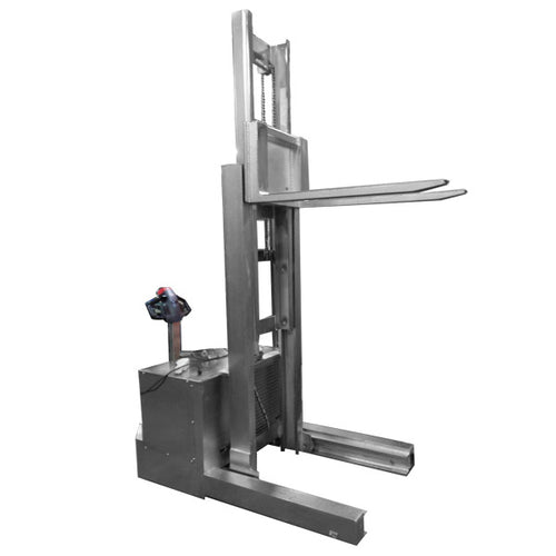 Stainless Steel Walkie Reach - Superlift Material Handling