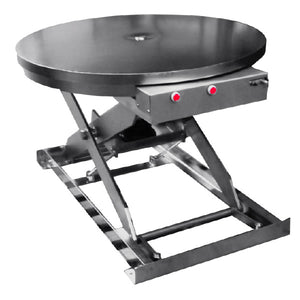 Stainless Steel Self Adjusting Pallet Positioners - Superlift Material Handling