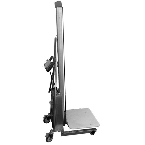Stainless Steel Work Positioner - Superlift Material Handling