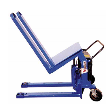 Portable Tote Box Tilters